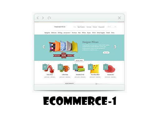 Product picture eCommerce Wordpress Themes 1